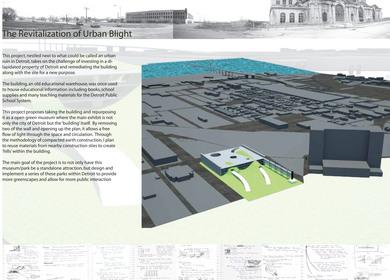 The Revitalization of Urban Blight