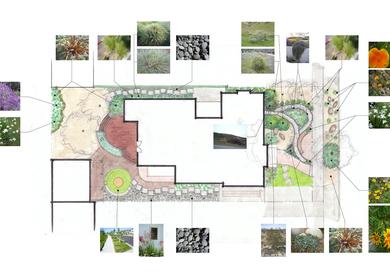 Sied Residence Landscape Remodel