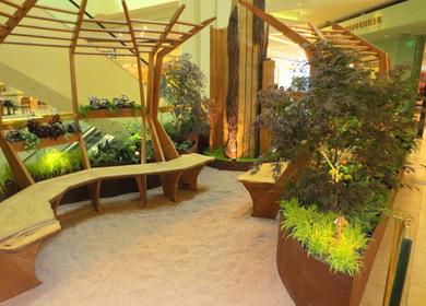 OCC Micro Structure Garden Structure