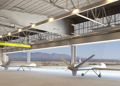 Military Hangars, Commercial Airline Hangars