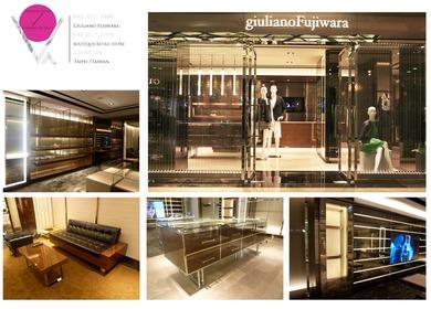 GiulianoFujiwara / Boutique-Retail Store