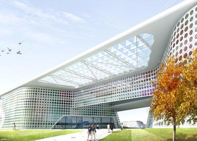 Chungnam Government Complex