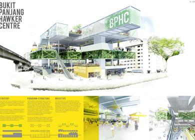 Bukit Panjang Hawker Centre
