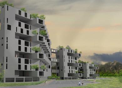 HBEER -- HouseBoat to Energy Efficient Residence -- Graduate Studio