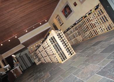 Wine Shop Tenant Improvment