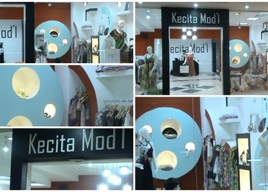 Commercial Retail Design and Project Management -Kecita Mod'l- 262.4 sq ft