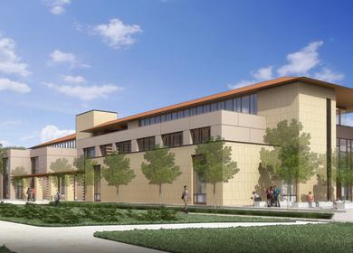 Santa Clara University, Howard S. and Alida S. Charney Hall of Law