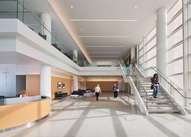 Marymount Hospital Surgery Expansion