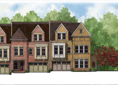 RESIDENTIAL: Miller and Smith Homes - Lincoln Park Collection