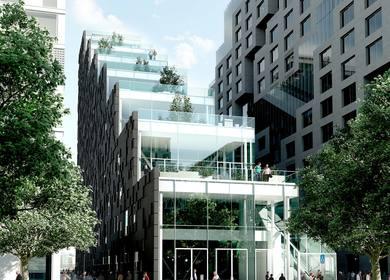 DNB Headquarters - The C-building