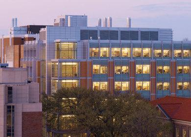 Biochemical Sciences Complex, University of Wisconsin