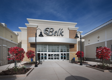 Belk - The Pavilion at Port Orange- Sustainable Store Prototype