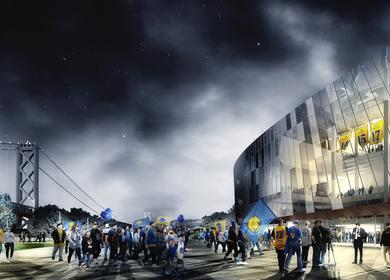 SNOHETTA - San Francisco Arena II