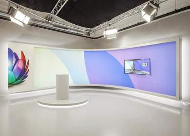 UPC TV Studio