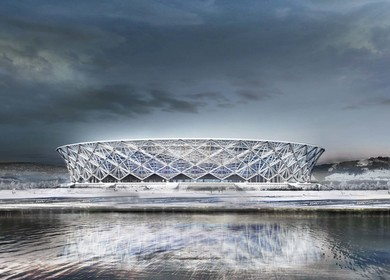 May-Nov 2013: Volgograd Stadium