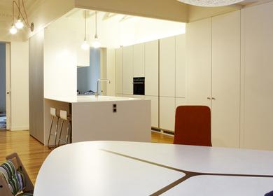 Apartament ORTEGA y GASSET. Madrid. Spain.