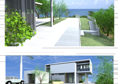 Private residence: El Cañon In Vieques