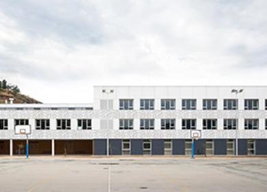 CEIP 'El Morrot' - SVArquitectura _Santiago Vives