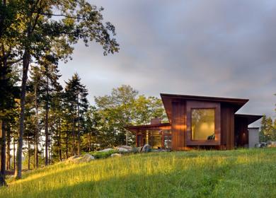 Medomak River House