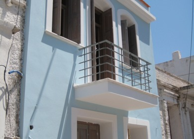 House in Chios Island renovation-design & supervision(2008)