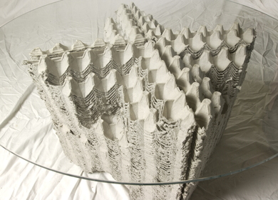 Prototype sustainable table