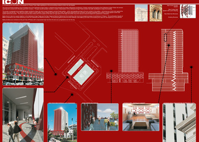 IKON: Piraeus Tower Competition