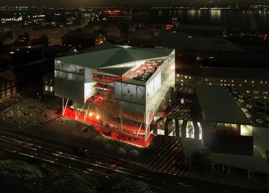 Silencio - Opera and Culture House