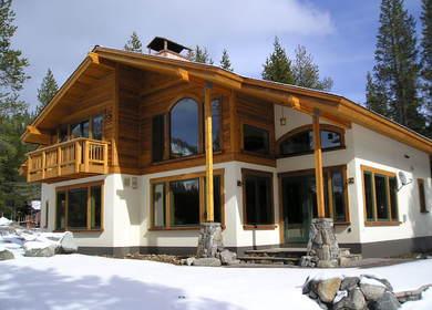 Squaw Valley Residence, Lake Tahoe, California