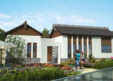 Villas for Hotel & Resort