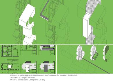 NEW SPACES FOR MUSEUM RISO