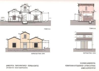 Environmental Observatory at Aspropyrgos town