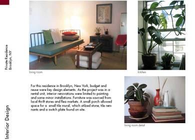 Interior Design - Private Residence