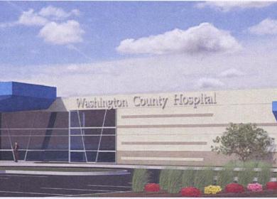 Washington County Hospital, Plymouth, North Carolina