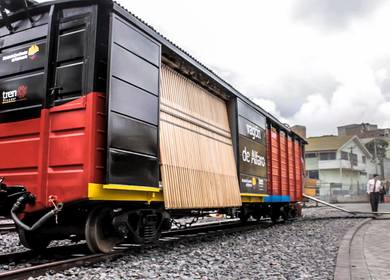 Vagon de Alfaro, 2011 - 2012 (vagon del saber)