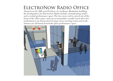 ElectroNow Radio Office