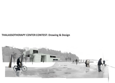 THALASSOTHERAPY CENTER CONTEST: Drawing & Design