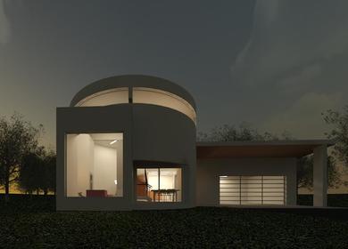 Silo House Concept