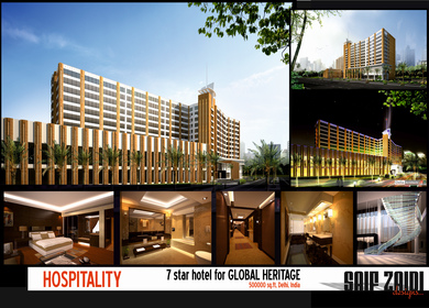 7 Star Hotel for Global Heritage