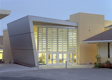 Daniel Caldwell Performing Arts & Student Center