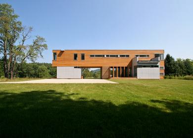 House on Sunset Ridge