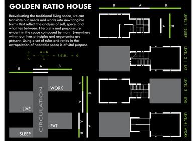 Golden Ratio House