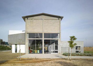 The Hiriya Visitor Center