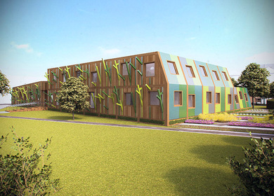 Borusan day care facility design competition