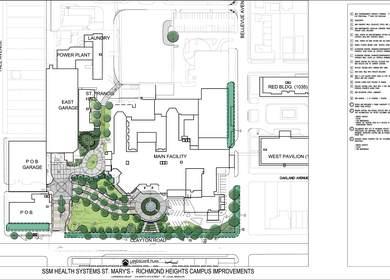 Saint Mary's Health Systems Campus improvements