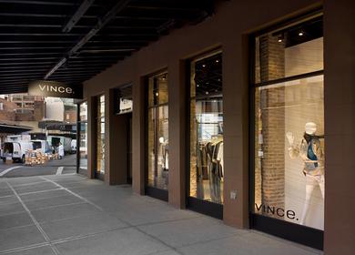 Vince Store Washington Street