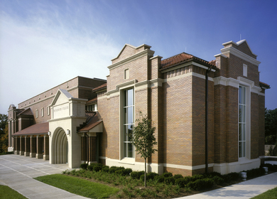 Philip and Betsey Caldwell Hall at Muskinghum University