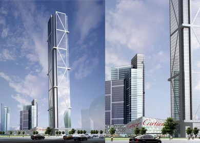 Shenyang International Finance Center