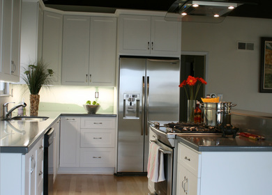 Kitchen Design - Hermosa Beach