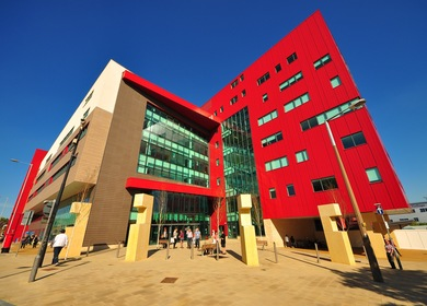 Old Mill Lane Campus & Urban Park, Barnsley College