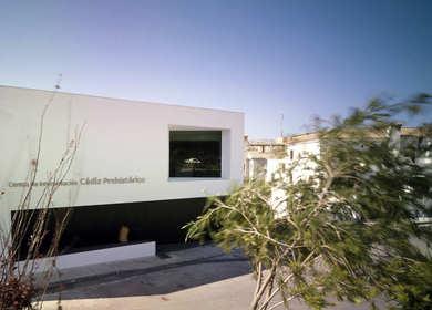 Center of Interpretation of the Prehistory of Cadiz, in Benalup Casas Viejas,Spain.